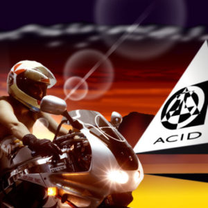 Scot Chester - Acid Poster