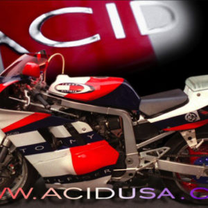 Scott Chester - Acid Tommy Hillfiger Motorcycle